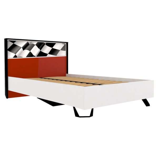 Кровать 1200 «Формула» (ЛД 514.020)